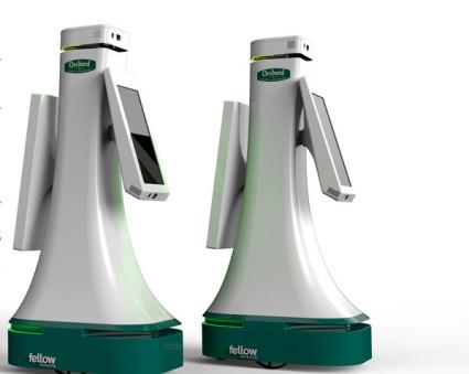 Oshbot Robot