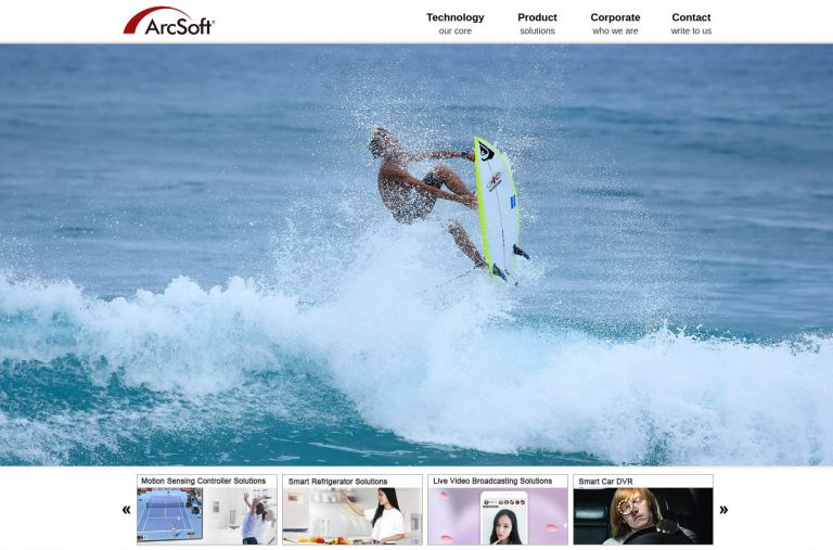 Arcsoft screenshot