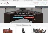 OfficeFurniture2Go.com screenshot