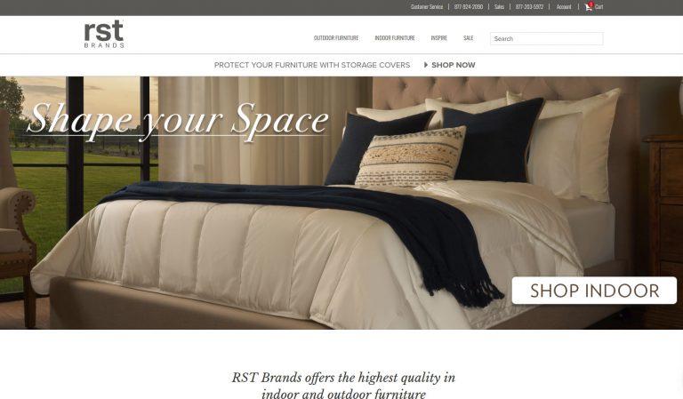 RST Brands screenshot