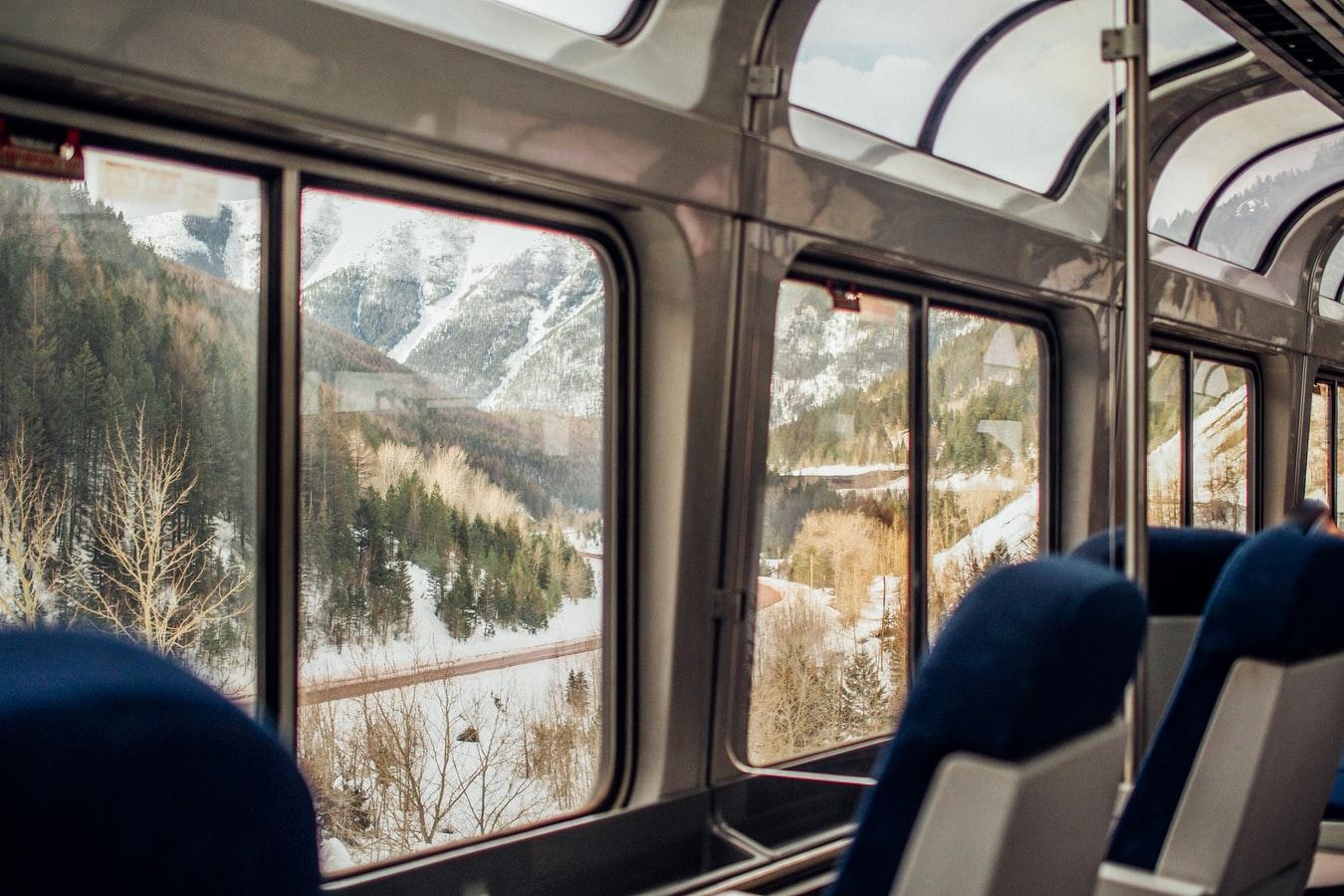Amtrak Train Deal